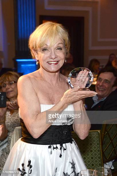 Cathy Rigby attends the the Actors Fund's 17th annual Tony Awards viewing party held at Taglyan Cultural Complex on June 9 2013 in Hollywood...