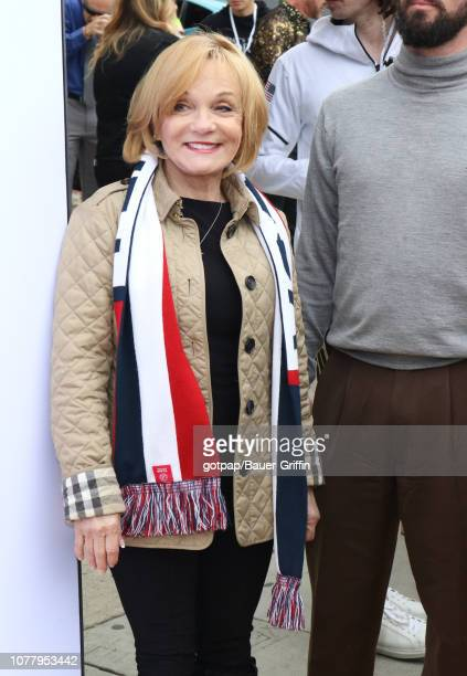 Cathy Rigby is seen on January 05 2019 in Los Angeles California