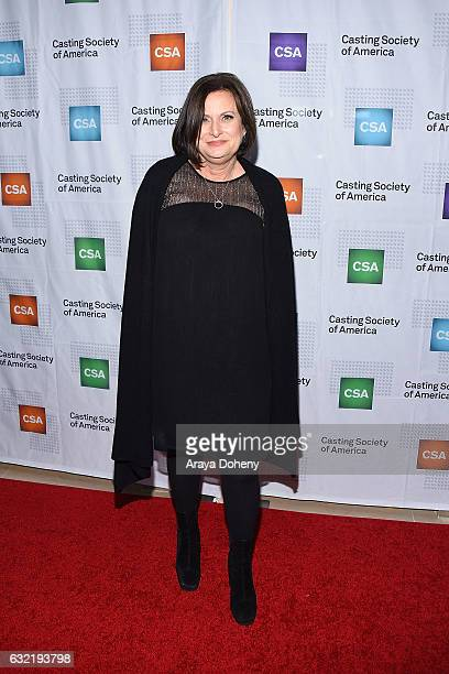 Cathy Sandrich Gelfond arrives at the 2017 Annual Artios Awards at The Beverly Hilton Hotel on January 19 2017 in Beverly Hills California