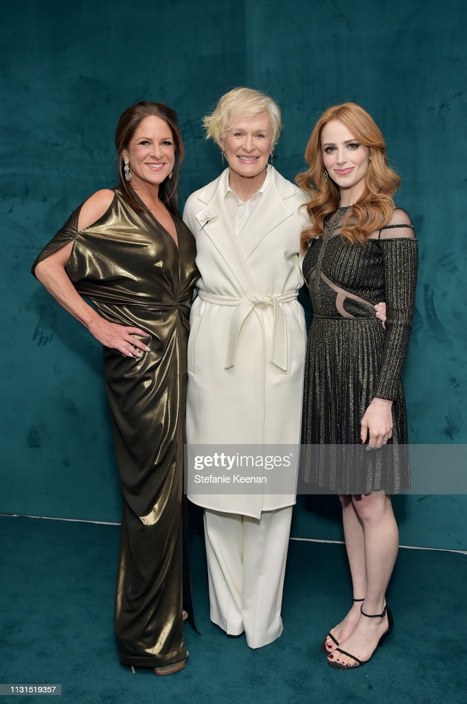 12th Annual Women In Film Oscar Nominees Party Presented By Max Mara With Additional Support From Chloe Wine Collection, Stella Artois and Cadillac - Inside : News Photo