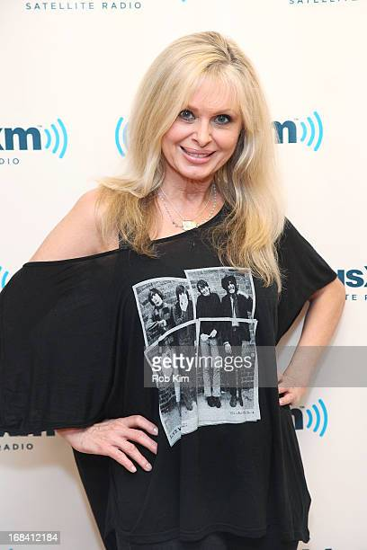 Cathy St George visits at SiriusXM Studios on May 9 2013 in New York City