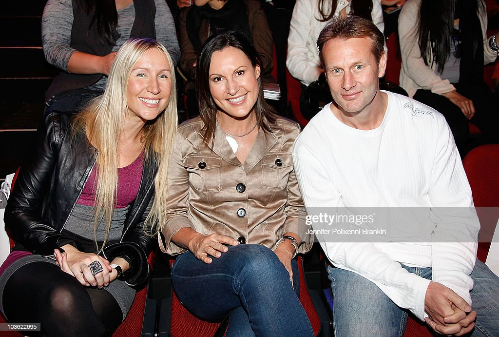RSFF 2010 - Man & Woman, Dr Rey's Shapewear & Mensfit: Arrivals & Front Row
