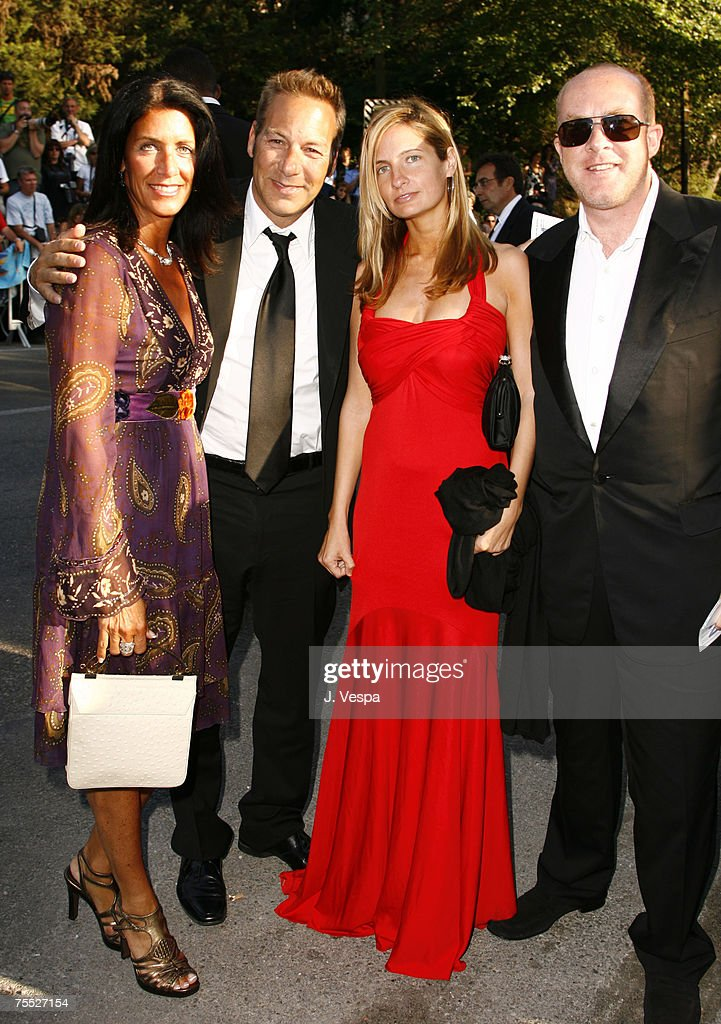 amfAR Cinema Against AIDS Benefit in Cannes, Presented by Bold Films, Palisades Pictures and The Weinstein Company - Red Carpet : News Photo