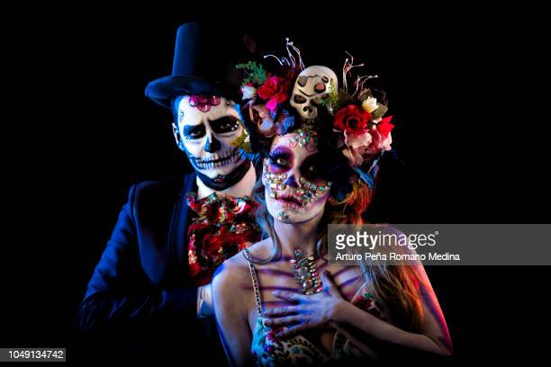 The Catrina And The Catrin Stock Photos And Pictures