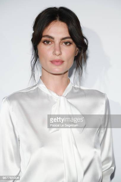 Catrinel Marlon attends a Dior dinner during the 71st annual Cannes Film Festival at JW Marriott on May 12 2018 in Cannes France