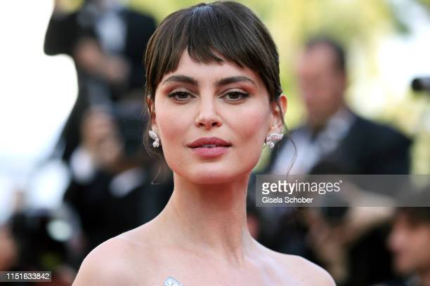 Catrinel Menghia attends the closing ceremony screening of The Specials during the 72nd annual Cannes Film Festival on May 25 2019 in Cannes France