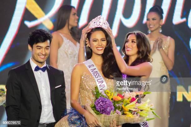 Catriona Elisa Gray crowned Bb Pilipinas 2018 succeeds Rachel Peters Binibining Pilipinas 2018 was the 55th edition of Binibining Pilipinas that took...