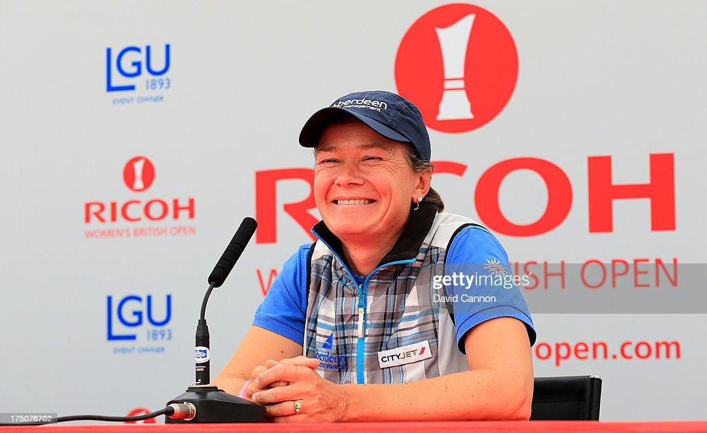 Ricoh Women's British Open - Previews