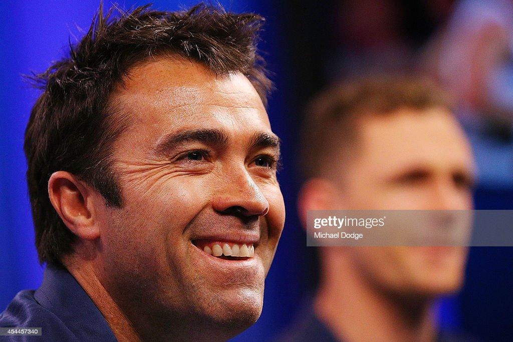 AFL Finals Series Launch : News Photo