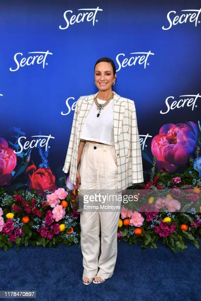 Catt Sadler attends 'Secret with Essential Oils' Launch Party at Villa 2024 on October 01 2019 in Beverly Hills California