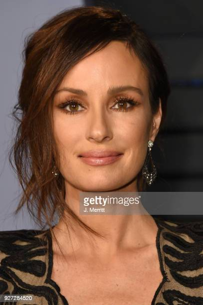 Catt Sadler attends the 2018 Vanity Fair Oscar Party hosted by Radhika Jones at the Wallis Annenberg Center for the Performing Arts on March 4 2018...