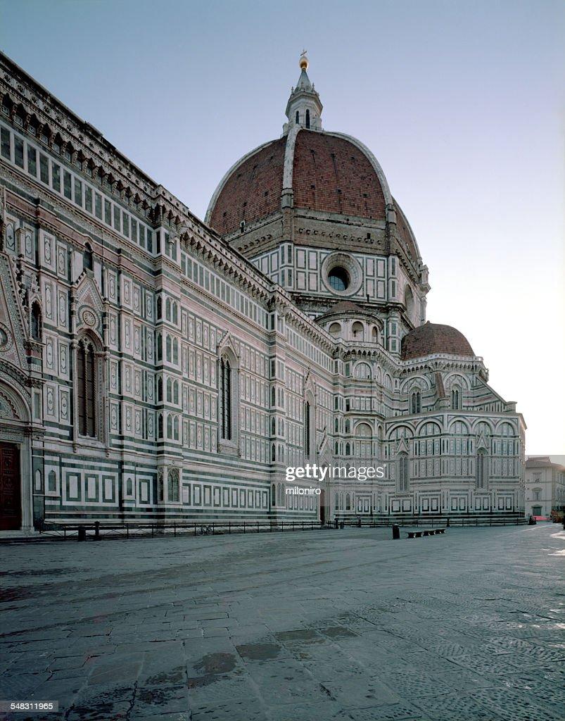 Cattedrale di Santa Maria del Fiore, Florence : Stock-Foto
