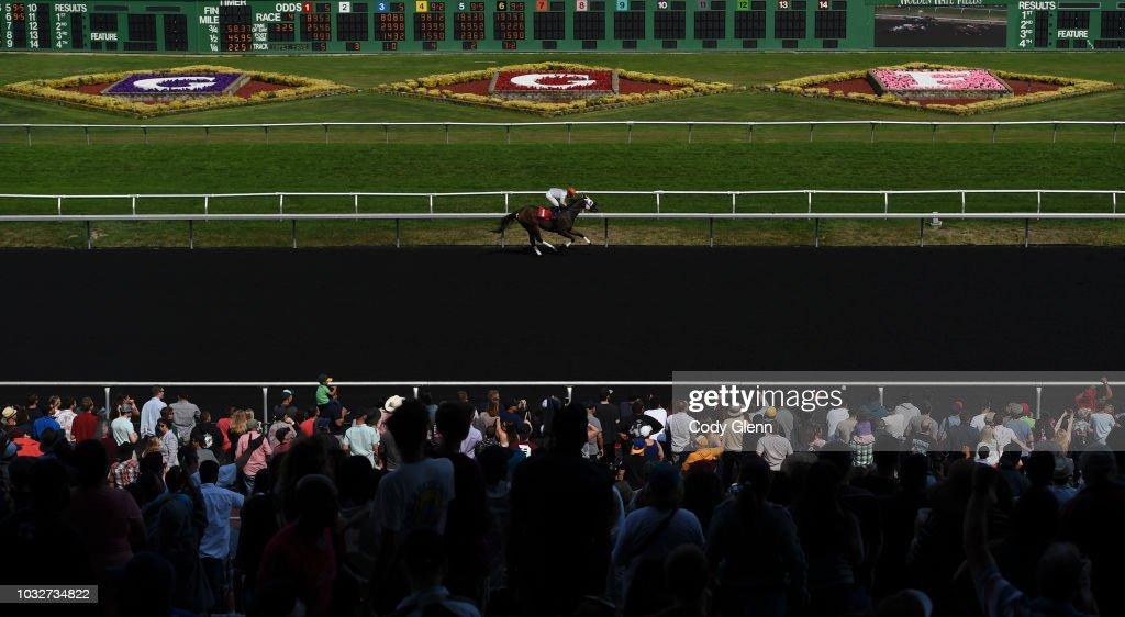 Summer Races at Golden Gate Fields : News Photo
