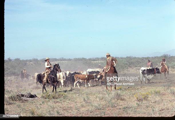 WON 'Cattle Drive' Airdate May 7 1978 L