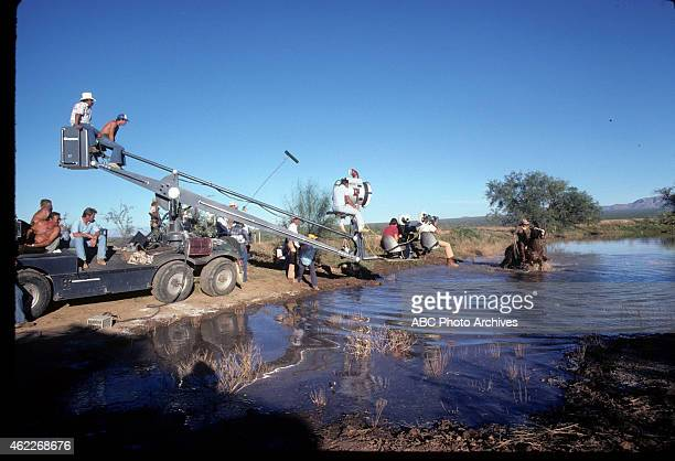 WON 'Cattle Drive' Airdate May 7 1978 PRODUCTION