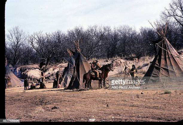 WON 'Cattle Drive' Airdate May 7 1978 TEEPEES