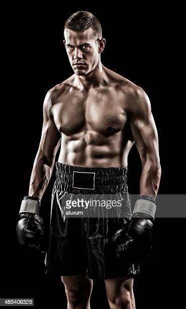 caucasiana pugilista - artes marciais - fotografias e filmes do acervo