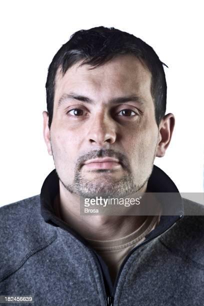 Caucasian man 36
