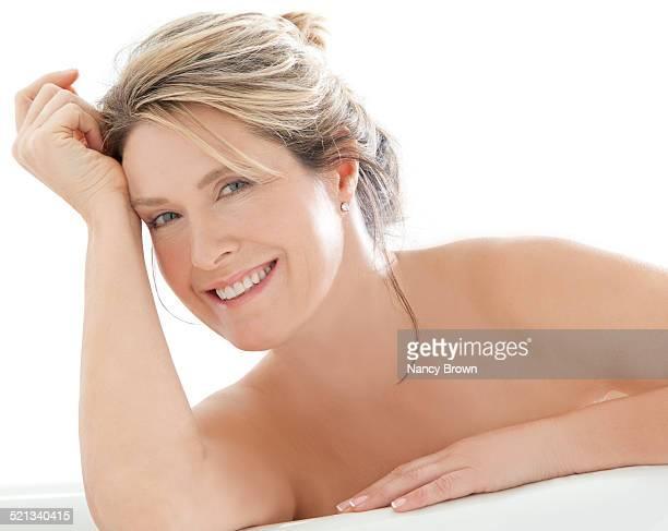 hot naked blackchicks in bathtub