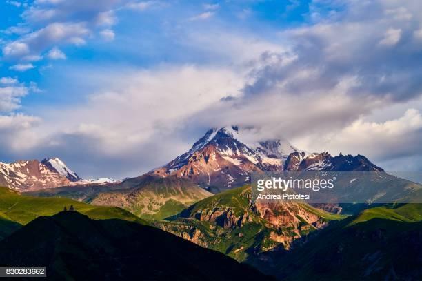 Caucasus Mountains, Georgia