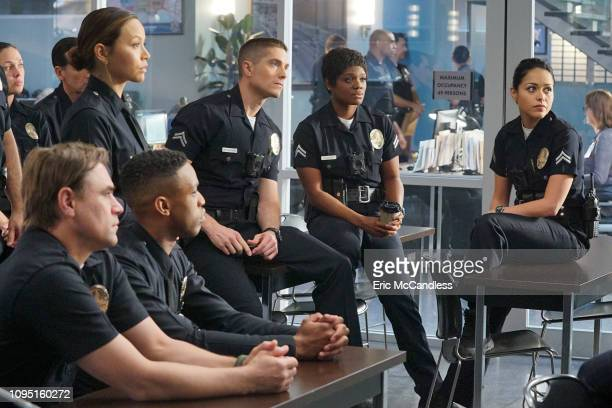 THE ROOKIE 'Caught Stealing' The rookies become the prime suspects after it is discovered a large sum of money used in a drug bust has gone missing...