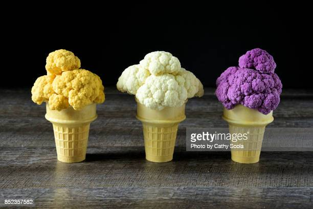 Cauliflower Cones