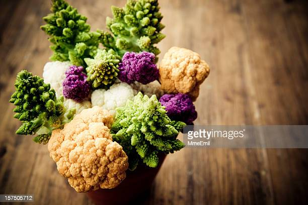 Cauliflowers bouquet