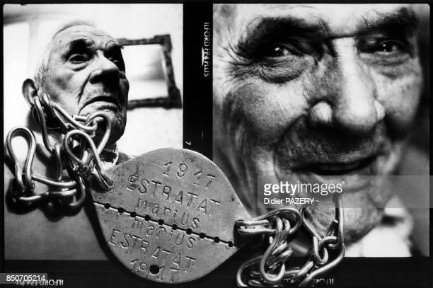 CaumontsurDurance le 27 septembre 1897 Mobilisé à la fin de l'année 1916 blessé à deux reprises il combat au Chemin des Dames Avec sa division il...