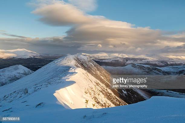 causey pike, lake district - whitehaven cumbria stock pictures, royalty-free photos & images