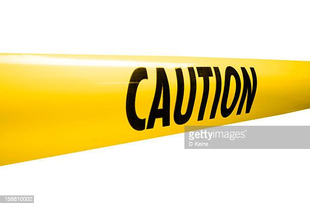 caution - cordon tape stock pictures, royalty-free photos & images