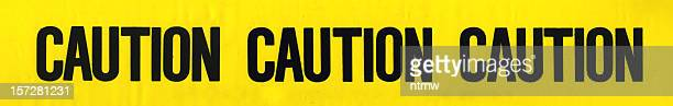 Caution Tape - Dirty
