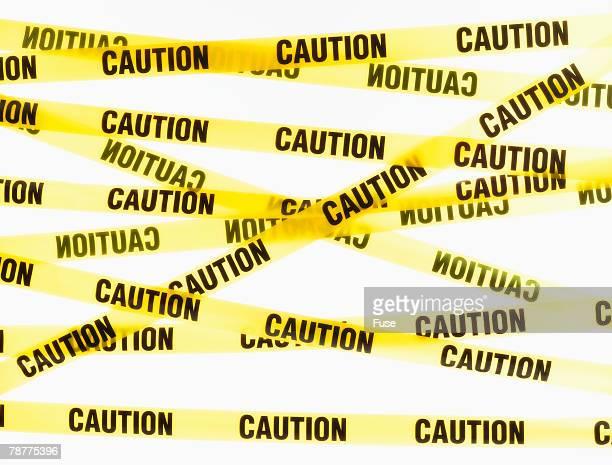 <Caution> Tape