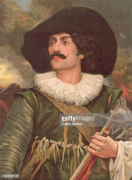 A Cavalier with a gun in one hand Great Britain circa 1645 Cavalier was the name used by Parliamentarians for a Royalist supporter of King Charles I...