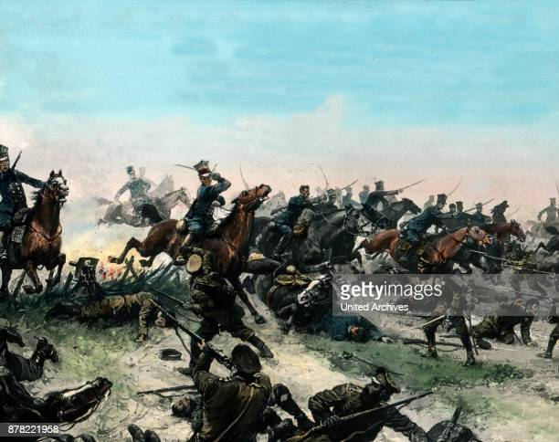 Cavalry Battle Cavalry in action Germany