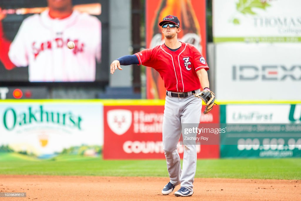 New Hampshire Fisher Cats v Portland Sea Dogs : News Photo