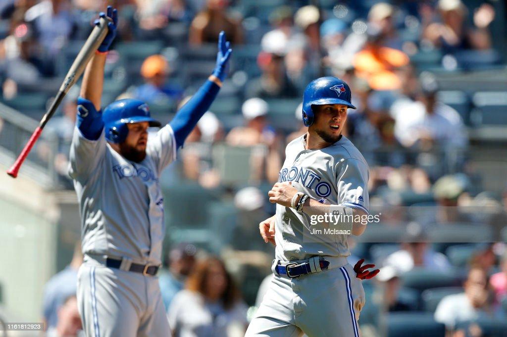 Toronto Blue Jays v New York Yankees : News Photo