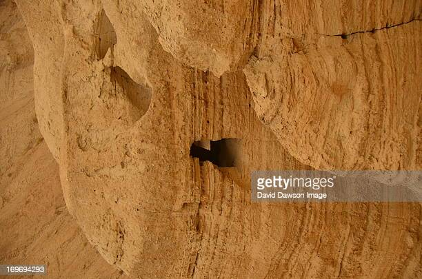 Cave 4 Qumran Dead sea scrolls site D7K_7926