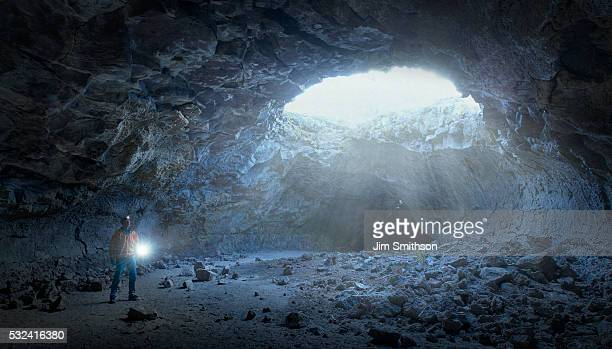 cave dweller - spelunking stock pictures, royalty-free photos & images