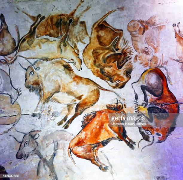Altamira Cave Paintings Dating Layout Photographs
