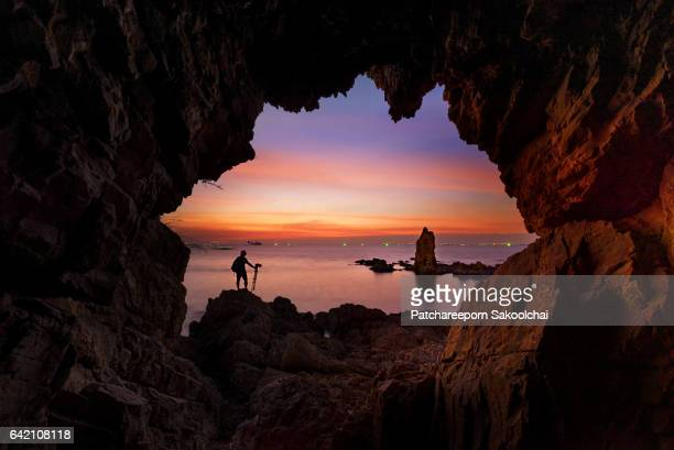 cave rock - phuket province stock pictures, royalty-free photos & images
