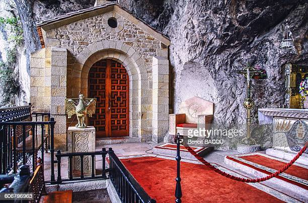 Caves of Covadonga, Asturias, Spain