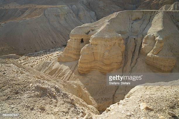 Caves of Qumran, Judean Desert