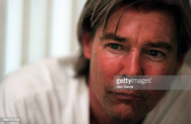 CAVincentclose–up0725AAG––Actor Jan–Michael Vincent reflects on his past present and future as an actor He has survived years of alcohol abuse and...