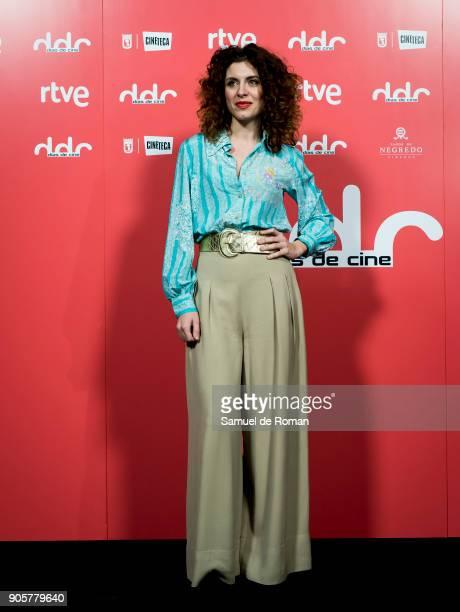 Cayetana Cabezas attends 'Dias de Cine' Awards on January 16 2018 in Madrid Spain