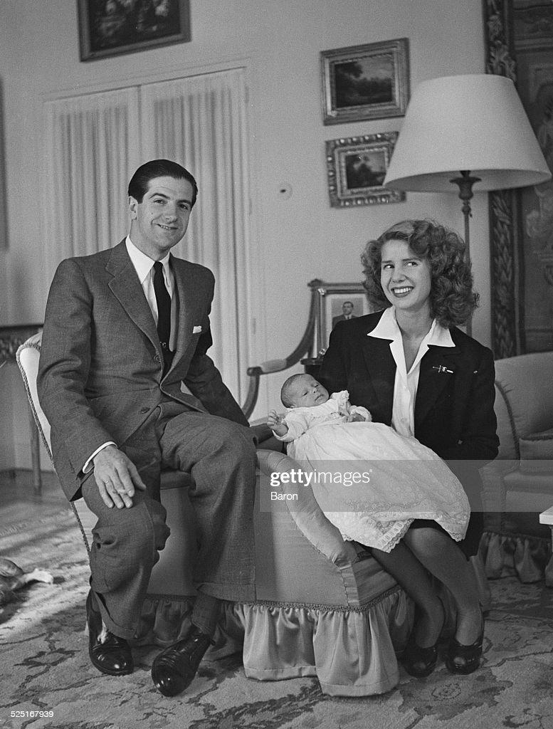 Spanish Noble Family : News Photo