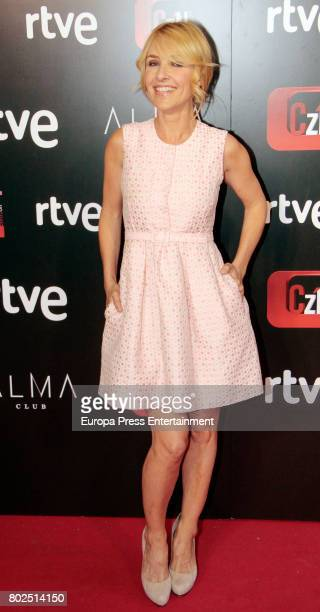 Cayetana Guillen Cuervo attends 'Corazon' TV Programme 20th Anniversary at Alma club on June 27 2017 in Madrid Spain