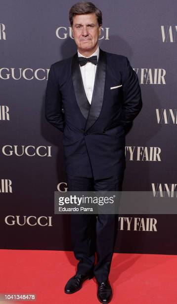 Cayetano Martinez de Irujo attends 'Personality of the Year' Awards at Royal Theatre on September 26 2018 in Madrid Spain