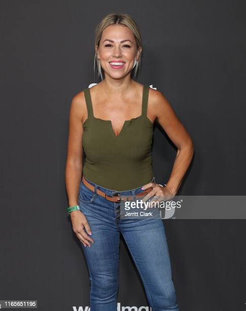 Caylee Cowan attends Weedmaps Museum of Weed Exclusive Preview Celebration on August 01 2019 in Los Angeles California