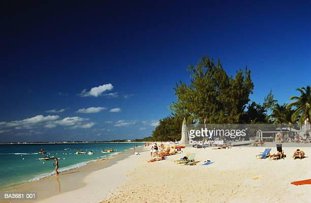Cayman Islands, Grand Cayman, West Bay, Seven Mile Beach