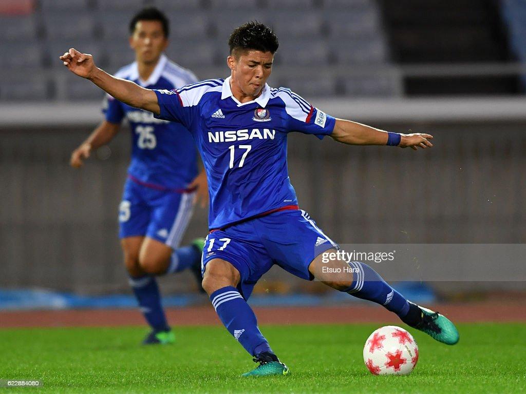 Yokohama F.Marinos v Albirex Niigata - 96th Emperor's Cup 4th Round